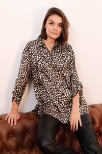 Camisa leopardo BREU