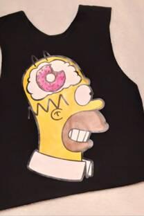 Sudadera Homero