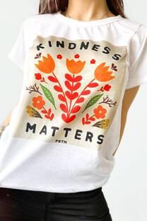 REMERA KINDNESS MATTERS -