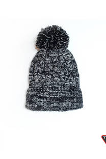 gorro de lana -