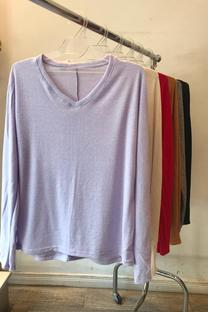 SWEATER  V BREMER TINA  -
