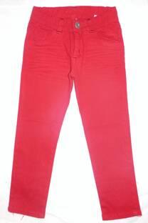 Pantalón niño de gabardina elastizada -