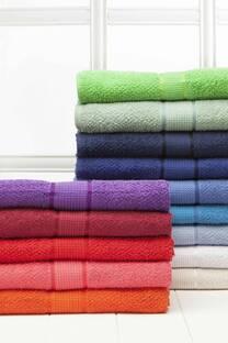 Juego de toalla Pique 420 g/m en bolsa -