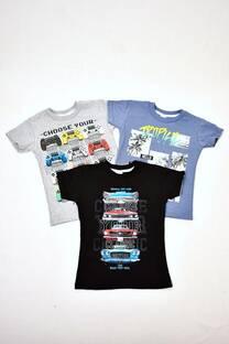 Pack x 3 remeras Premium a eleccion de talles y colores -