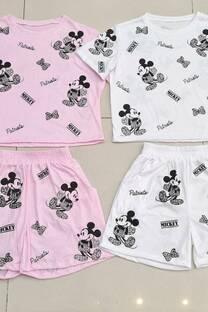 Conjunto MickeyMouse -