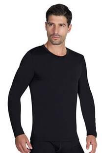 camiseta termica frizada de hombre