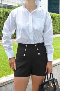 Camisa Poppy -