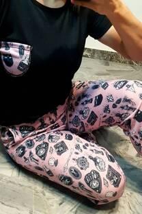 Pijama Ouija sublimado -