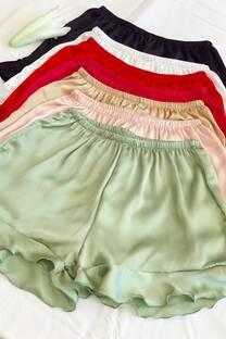Short seda volados abajo  -