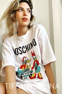 Remeron Moschino Donald/Daisy -