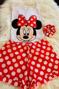 Pijama Minnie -
