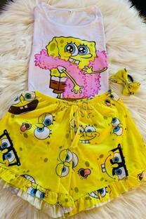 Pijama Bob Esponja -