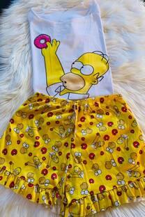 Pijama Homero Simpson -