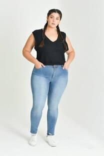 Pantalón jean especial -