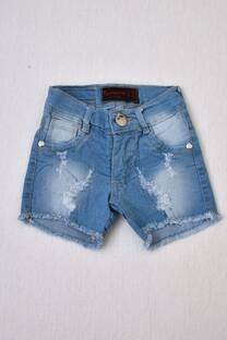 Short de jean, nena -