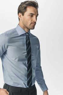 camisa vestir batista carteron oculto -