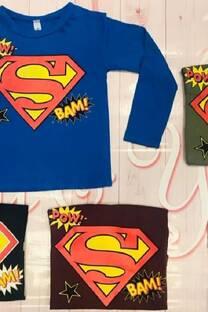 Camiseta Superman -