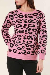 Sweater Leopardo Poyin  -