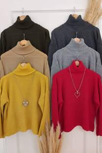 Sweater Polera Carmina -