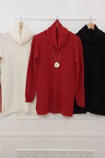 Sweater Poleron Vera Largo -