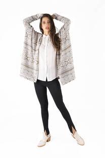 Kimono Lana Jackard -