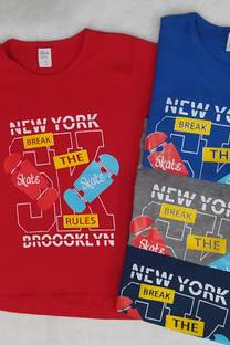Remera new york -