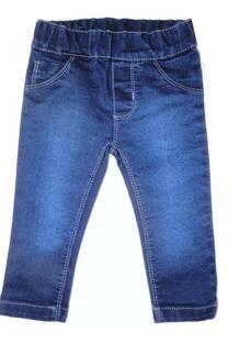 Jegging beba de jean elastizado azul oscuro -