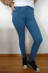 Pantalón jean celeste -