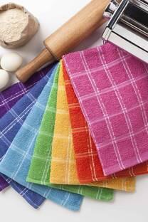 Repasador toalla cuadraditos 65*40cms PACK POR DOCENA -