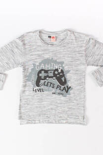REMERA JERSEY M/L GAMING -