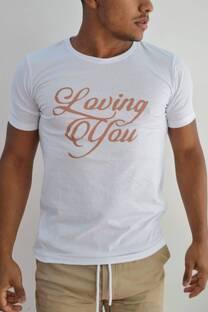 Remera Loving You -