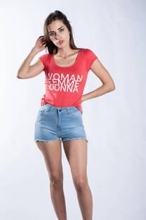 Short Jean Raquel elastizado