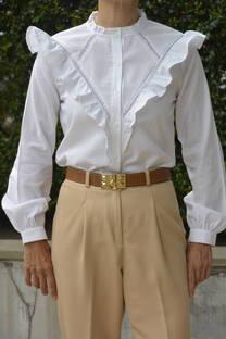 Camisa Beyonce poplin -