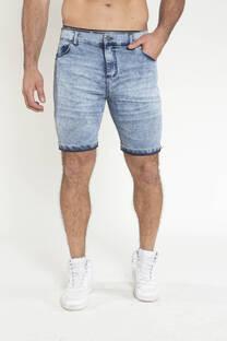 bermuda de jean