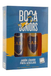 Jabón liquido para pintar azulejos x2u Boca Juniors -