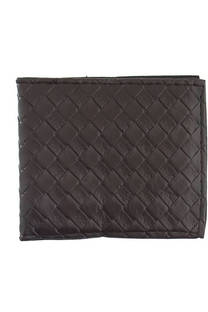 Billetera de cuero ecológico hombre, posee tarjetero y divisiones para billetes.  Medidas: 12 cm x 10 cm -