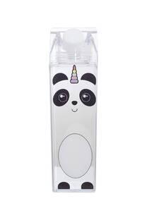 Botella plástica 500ml diseño panda. -