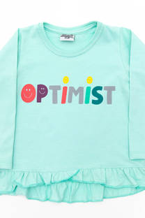 "Camiseta Volados ""Optimist"" -"