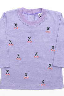 "Camiseta Beba ""Cherry"" -"