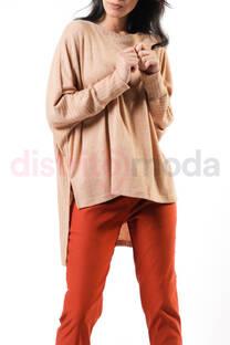 Sweater mas Largo Atras