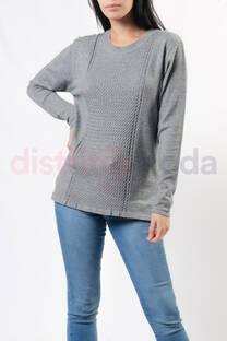 Sweater de bremer detallado -