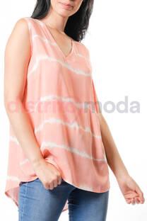 Musculosa Batik Escote V -