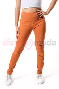Pantalon tipo Calza Bengalina con Cierre (XL/XXL/XXXL) -