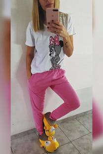 Pijama Minie -
