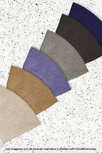 Tapabocas tejidos x6 unidades, 100% lavable. -