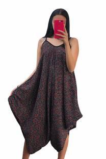 Enterito Mujer con bolsillo Fibrana -