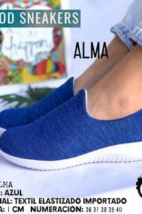 ALMA AZUL -