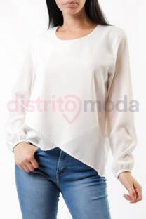 Blusa Frente Doble Cruzado -