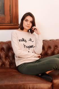 Sweater MAKE IT -