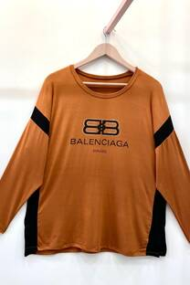 Remera M/L Balenciaga -